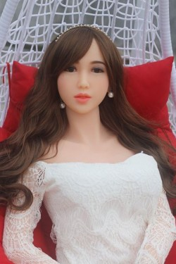 Sex Dolls 5ft 4in 163cm Lifelike Love Doll Life Size Dolls with Metal Skeleton