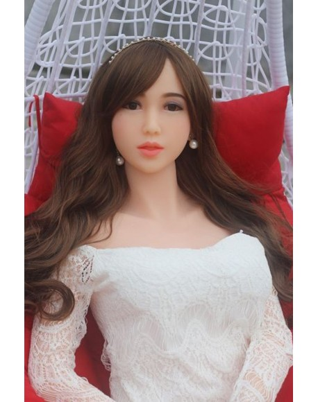 GPDOLL Sex Dolls 5ft 4in 163cm Lifelike Love Doll Life Size Dolls with Metal Skeleton