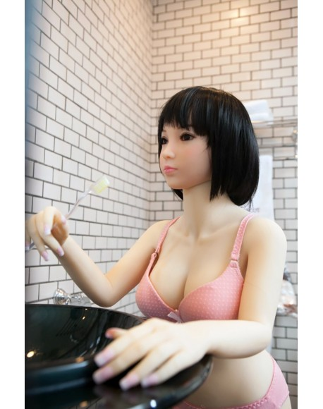 GPDOLL Small Silicone Sex Dolls Lifelike Love Doll Japanese Sex Girls Female dolls