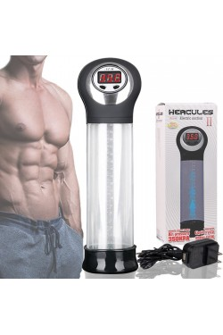 350 Kpa Automatic Electric Air Pressure Penis Pump Penis Enlargement Extender Adult Sex Toys For Man