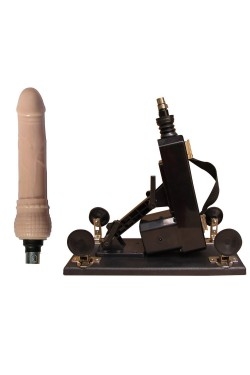Love Machine Adult Sex Toys Sex Machine Female Vibrator with Handheld
