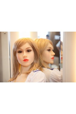 GPDOLL Sex Dolls 5ft 4in 163cm Silicone Sex Doll Lifelike Love Doll with Metal Skeleton