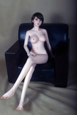 GPDOLL Sex Dolls 5ft 5in 165cm Lifelike Love Doll Life Size Dolls with Metal Skeleton
