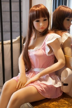 GPDOLL Sex Dolls 4ft 9in 145cm Doll Sexy Big Breast Silicane Girl Vagina Anal Oral Sex Toy