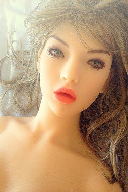 GPDOLL Sex Dolls 5ft 153cm Silicone Sex Doll Japanese Lifelike Love Doll with Metal Skeleton