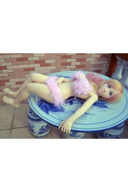 GPDOLL Sex Dolls 3ft 3in 100cm Japanese Lifelike Love Doll Life Size Dolls with Metal Skeleton